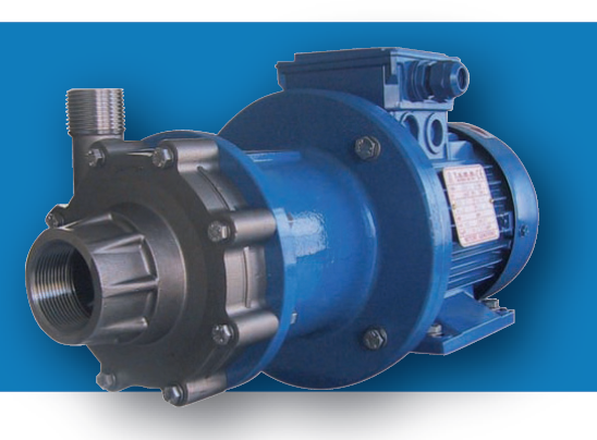 HTM SS Metallic mag drive centrifugal pumps