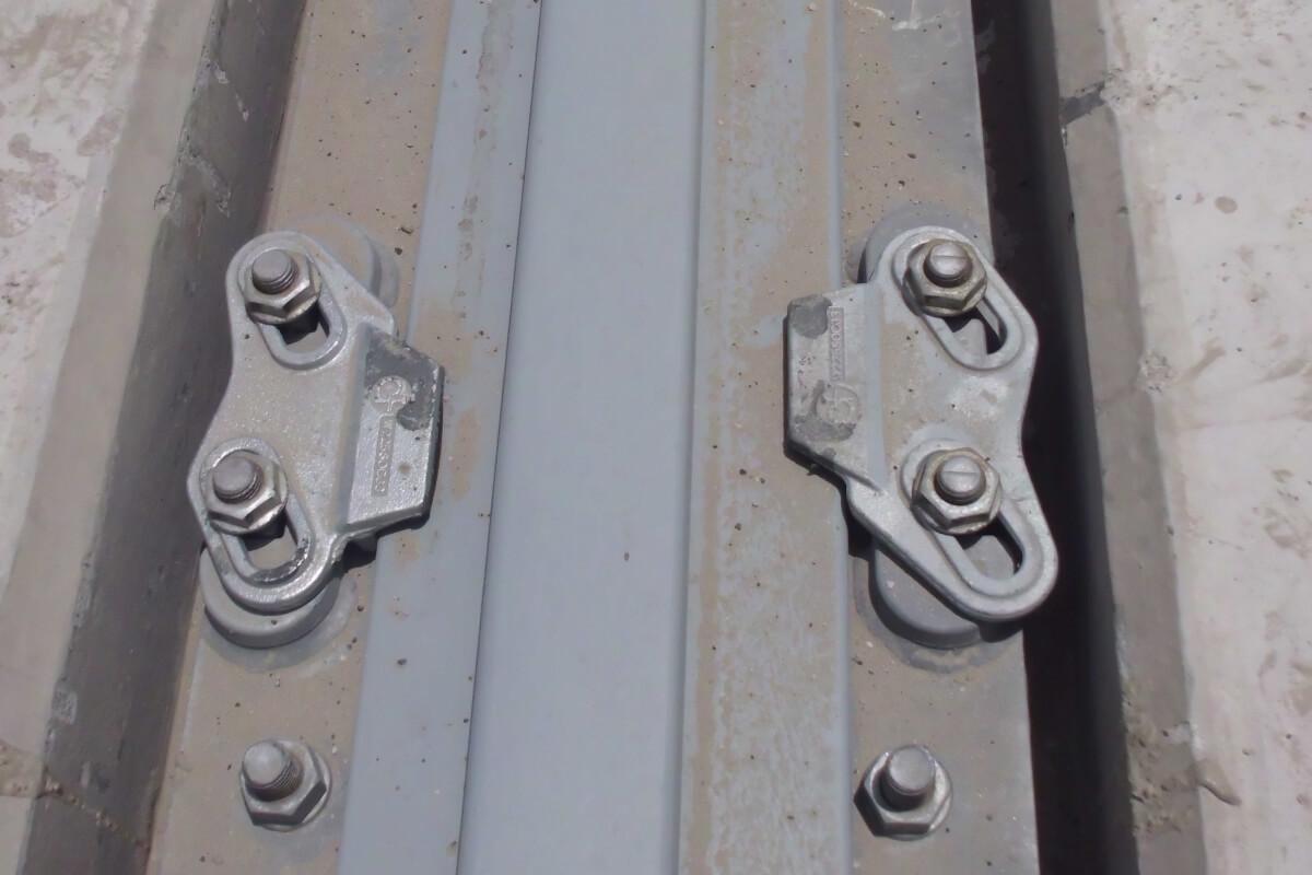 GANTREX Rail Clips