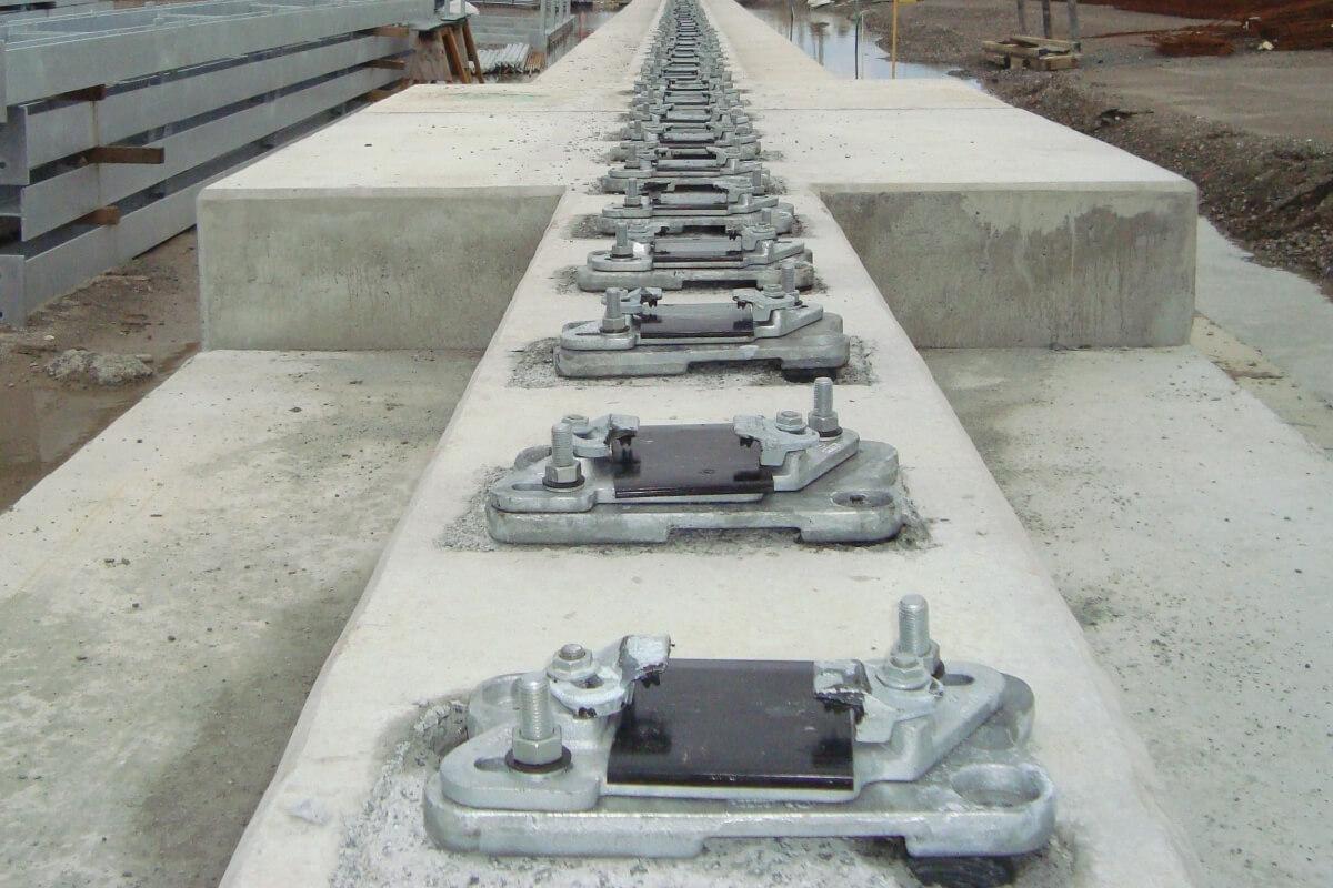 GANTREX Rail Pads