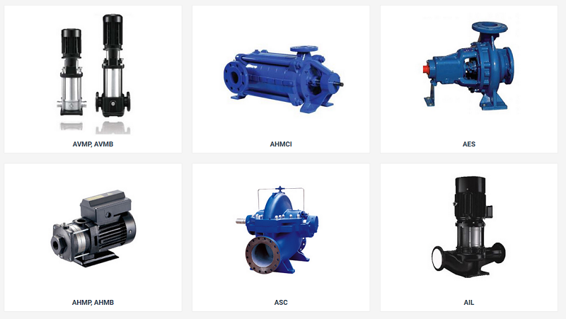 Archimedes Surface Pumps